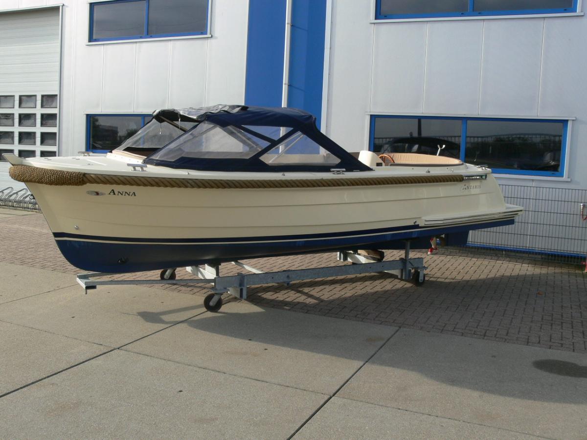 Jachthaven Poelgeest - Occasions - Antaris Connery 22 met Vetus 33 pk te koop
