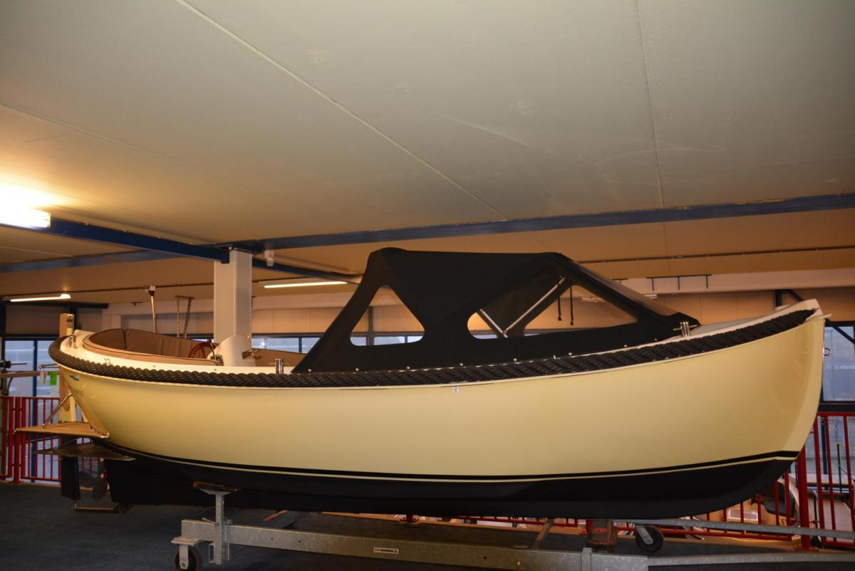 Jachthaven Poelgeest - Occasions - Antaris RB 18 met Vetus 16 pk te koop