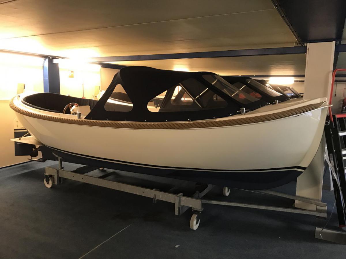 Jachthaven Poelgeest - Occasions - Antaris RB 18 met Vetus 27 pk te koop