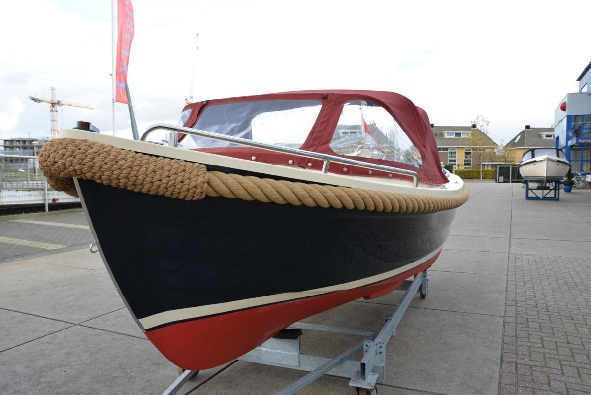 Jachthaven Poelgeest - Occasions - Maril 625 met Nanni 21 pk te koop