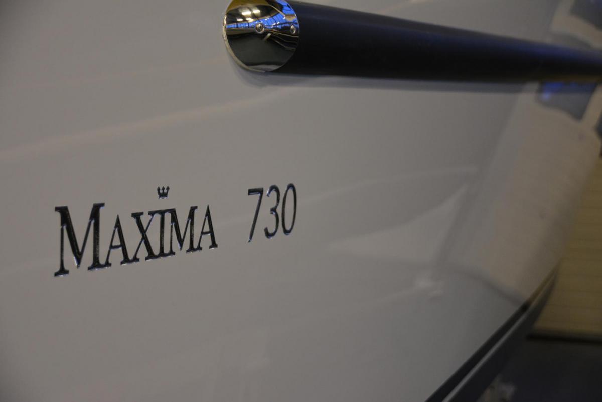Jachthaven Poelgeest - Acties & Voorraad - Maxima 730 met Honda 150 pk te koop