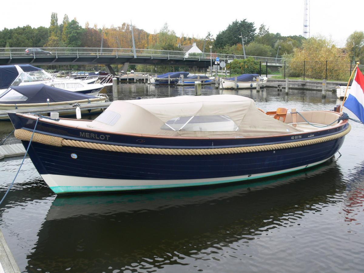 Jachthaven Poelgeest - Occasions - Van Wijk 830 Classic te koop