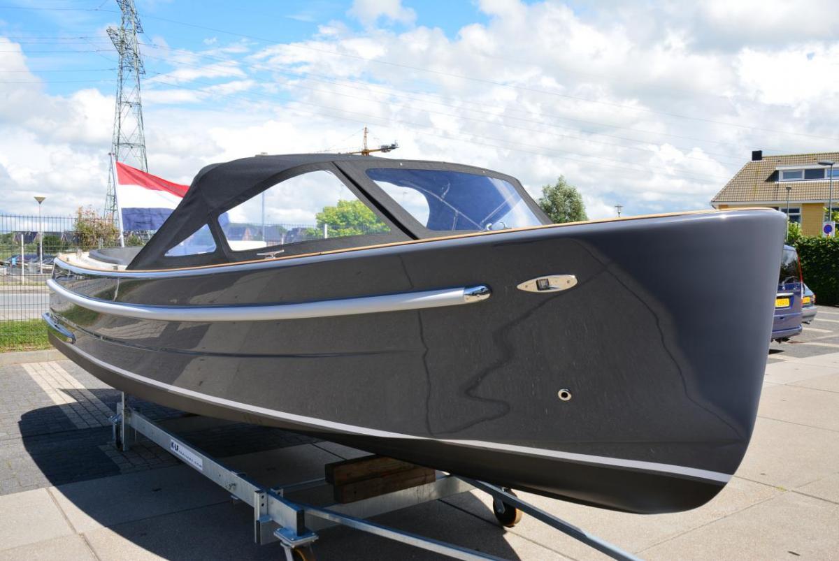 Jachthaven Poelgeest - Acties & Voorraad - Antaris 55 met vetus 27 pk te koop