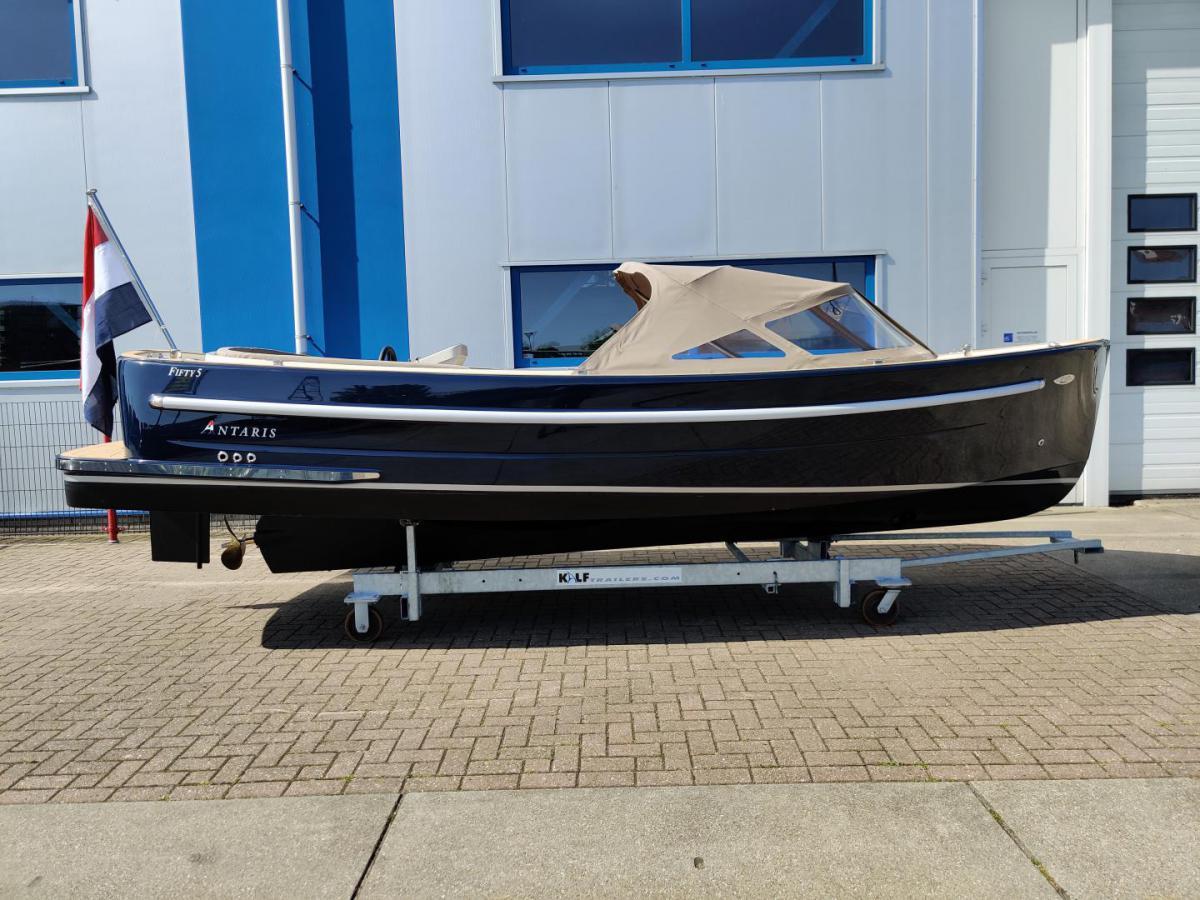 Jachthaven Poelgeest - Acties & Voorraad - Antaris Fifty5 met Vetus 27 pk te koop