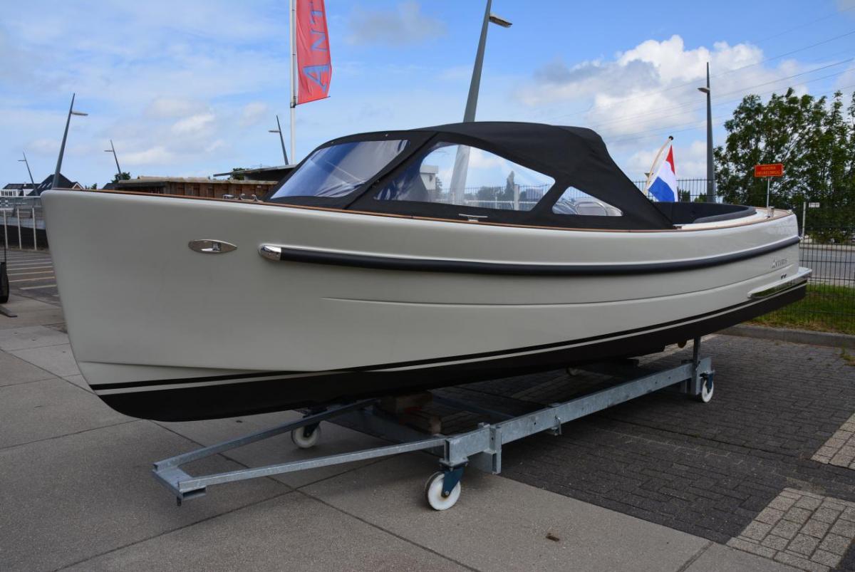 Jachthaven Poelgeest - Acties & Voorraad - Antaris 55 met Vetus 33 pk te koop