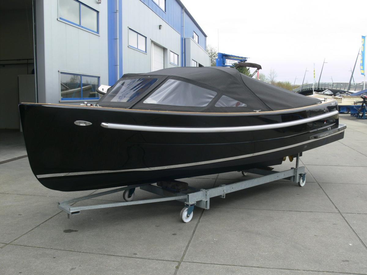 Jachthaven Poelgeest - Acties & Voorraad - Antaris Fifty5 met Vetus 42 pk 4 cilinder te koop