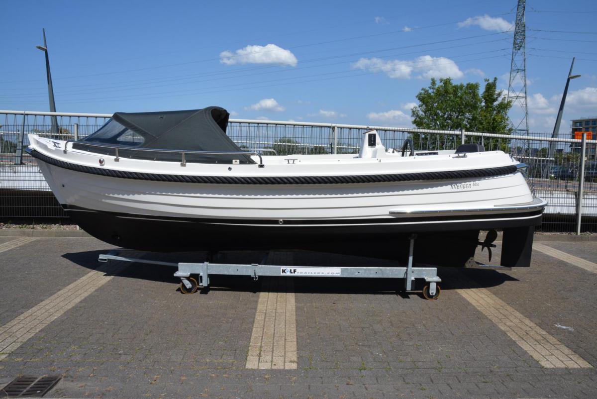 Jachthaven Poelgeest - Occasions - Intender 660 met Vetus 33 pk te koop