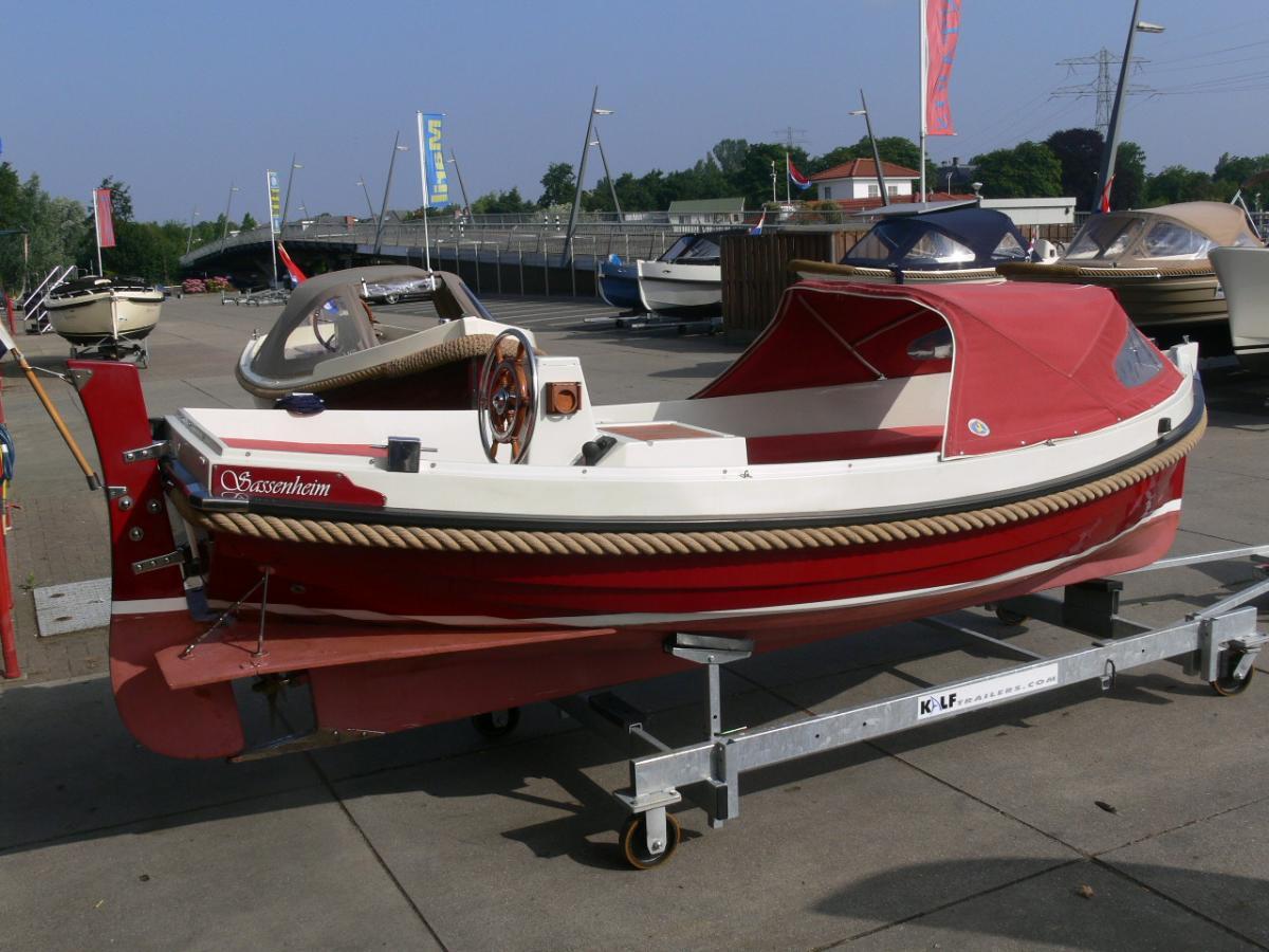 Jachthaven Poelgeest - Occasions - Weco 470 met Vetus 11 pk te koop