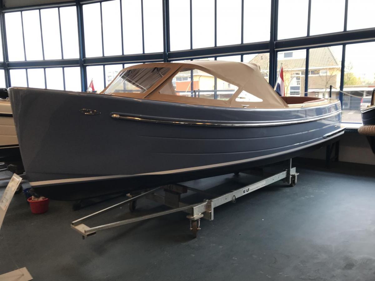 Jachthaven Poelgeest - Acties & Voorraad - Antaris Sixty6 met Vetus 52 pk te koop