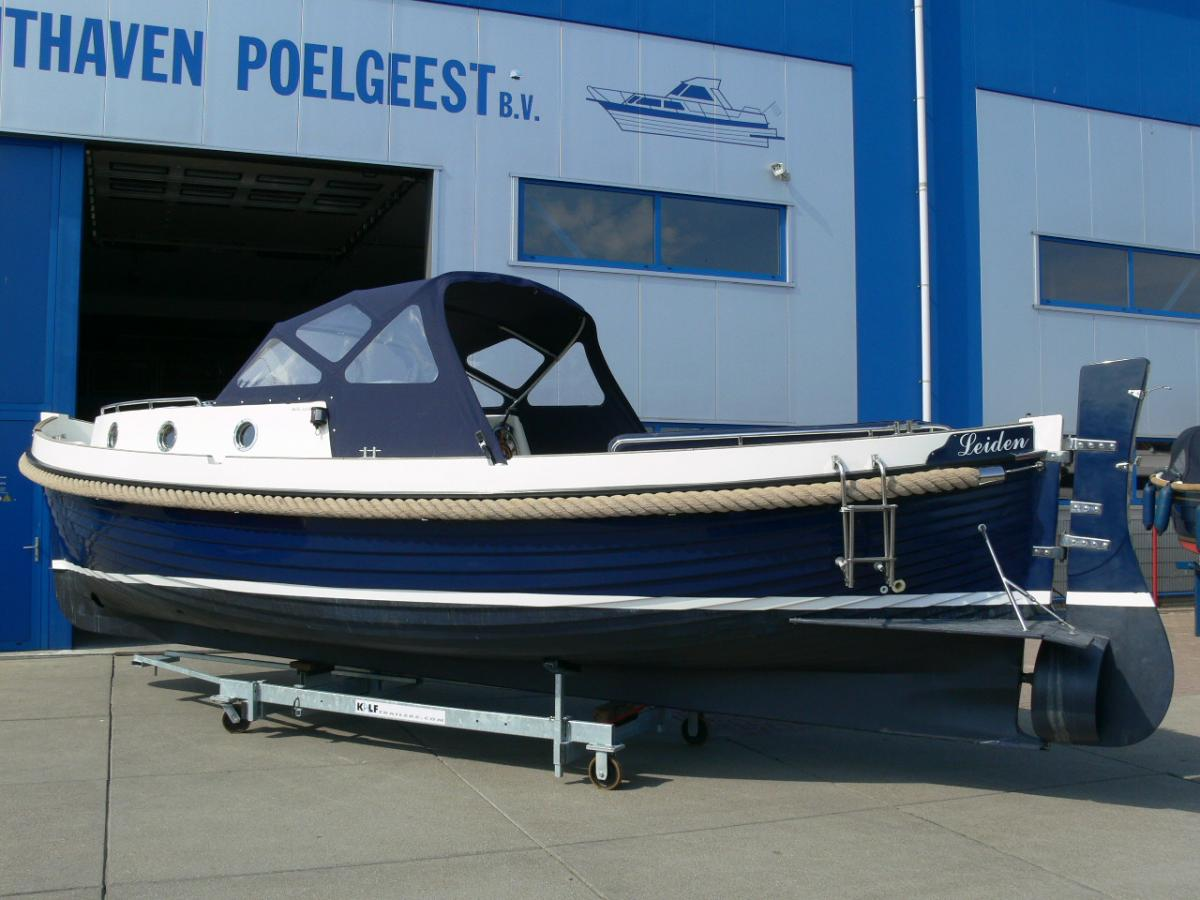 Jachthaven Poelgeest - Occasions - Weco 825 Cabin met Yanmar 56 pk te koop