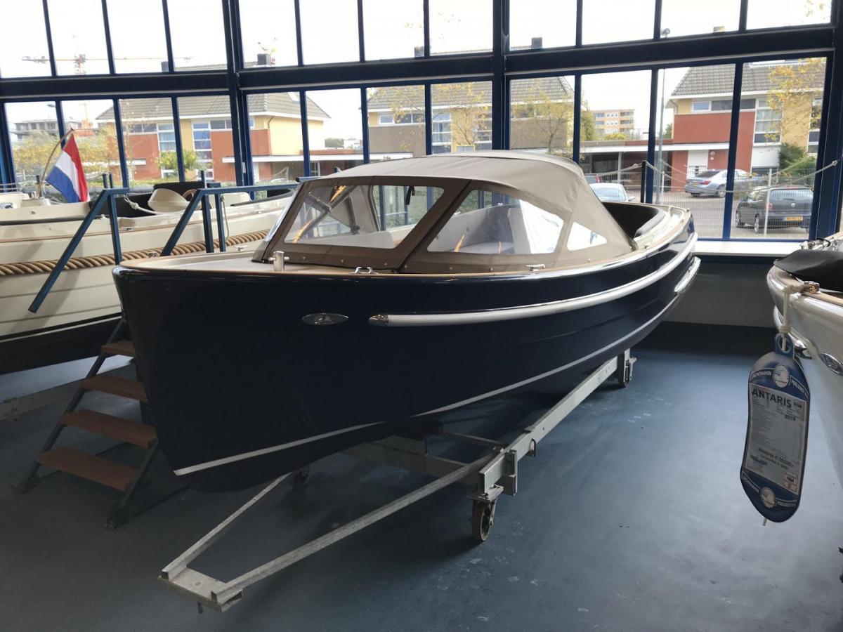 Jachthaven Poelgeest - Acties & Voorraad - Antaris Fifty5 met Vetus 33 pk te koop