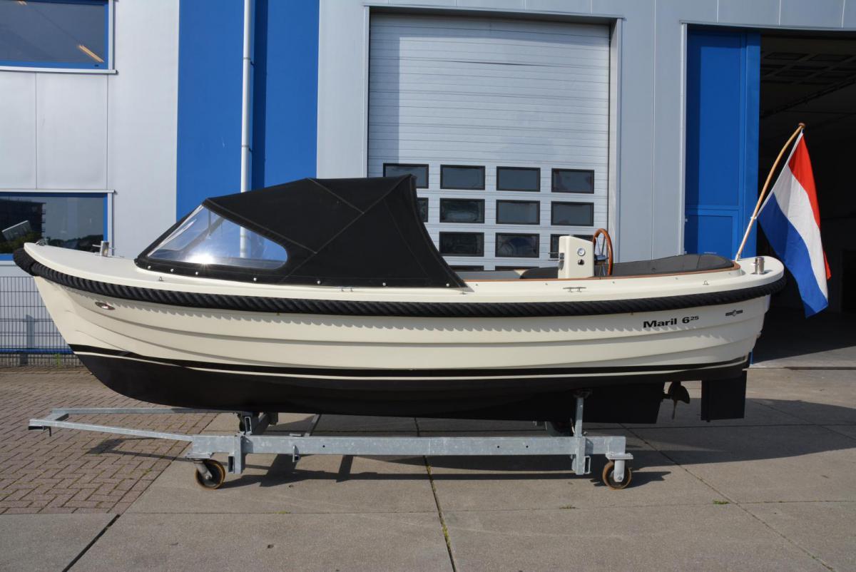 Jachthaven Poelgeest - Occasions - Maril 625 met Vetus 27 pk te koop