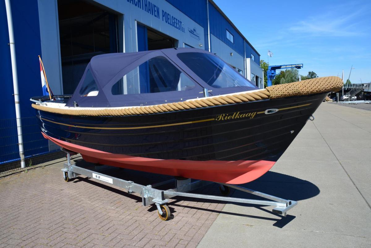 Jachthaven Poelgeest - Occasions - Antaris 630 Lounge Weekender met Vetus 27 pk te koop