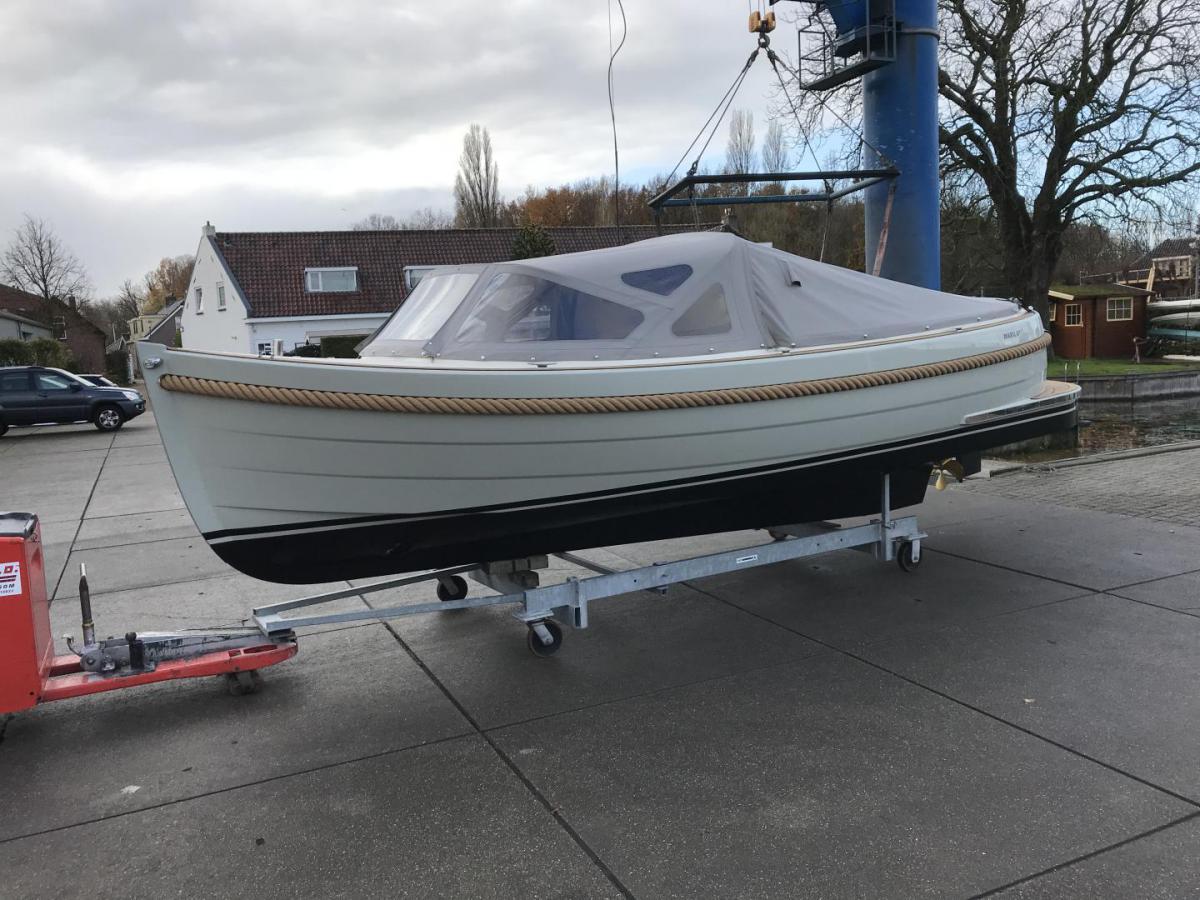 Jachthaven Poelgeest - Acties & Voorraad - Maril 6Nxt met Vetus 42 pk te koop