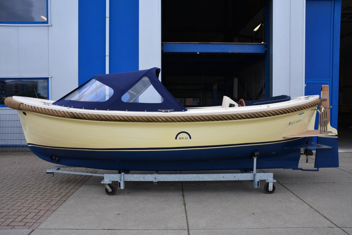 Jachthaven Poelgeest - Occasions - Antaris RB 22 met Vetus 27 pk te koop