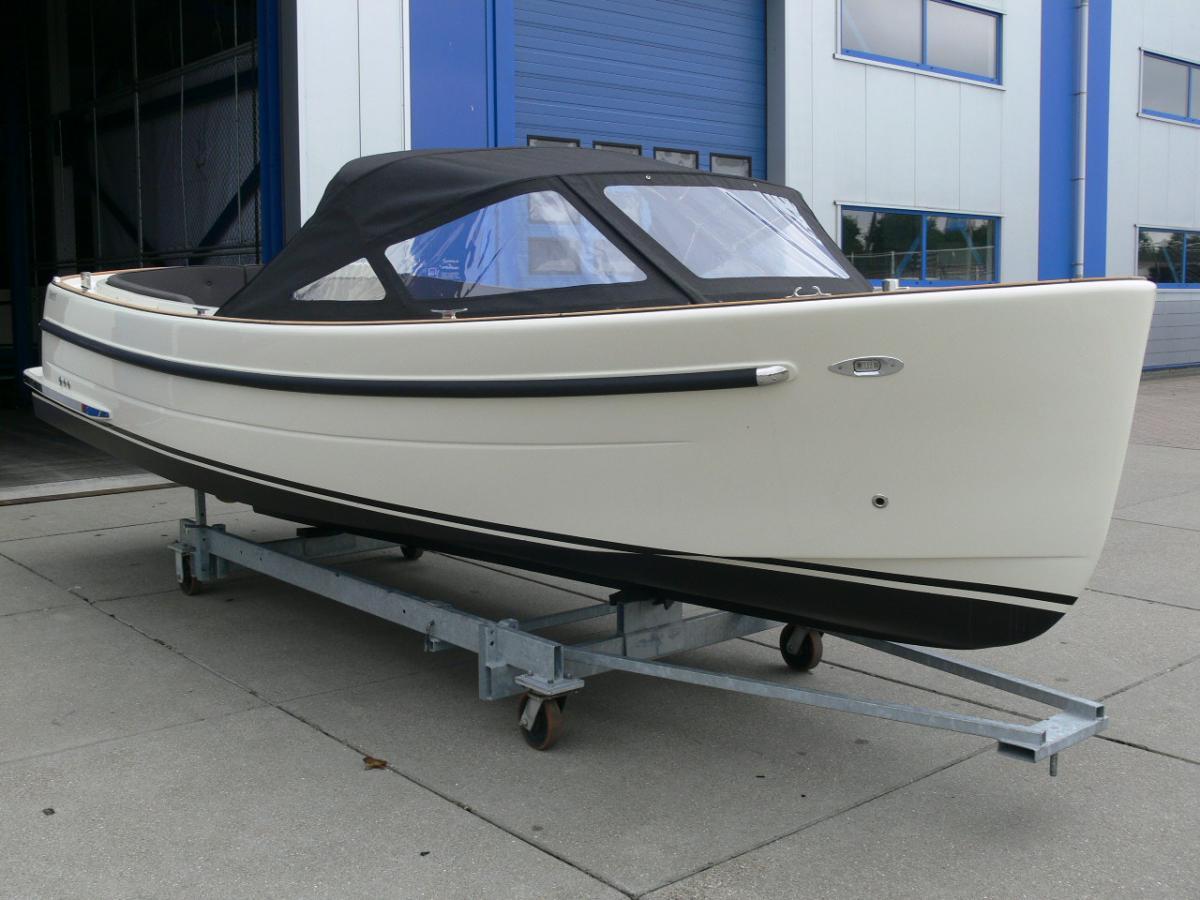 Jachthaven Poelgeest - Acties & Voorraad - Antaris fifty5 met Vetus 42 pk, 4 cilinder te koop