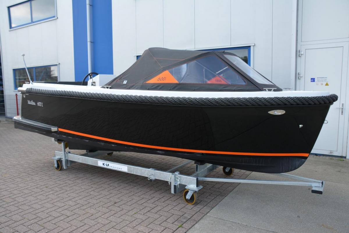 Jachthaven Poelgeest - Acties & Voorraad - Maxima 600i met Vetus 27 pk te koop