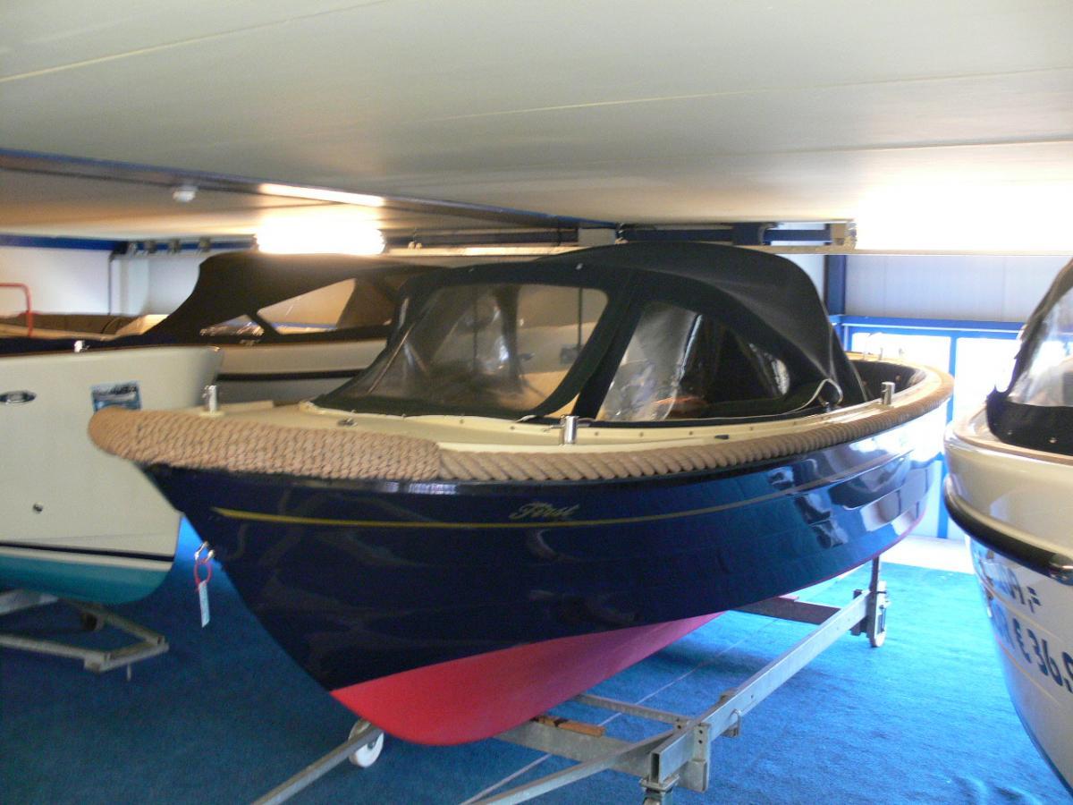 Jachthaven Poelgeest - Occasions - Antaris 570 met Vetus 25 pk te koop