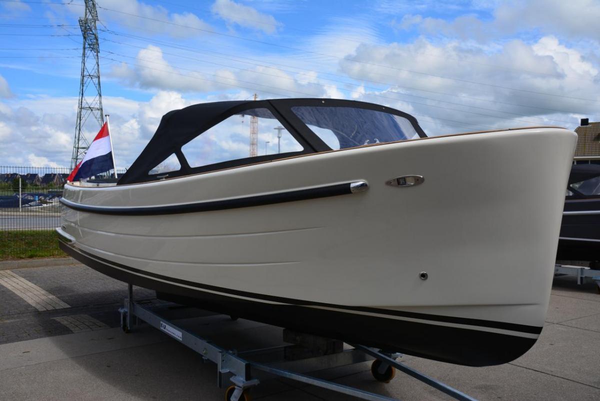 Jachthaven Poelgeest - Acties & Voorraad - Antaris 66 met Vetus 33 pk te koop