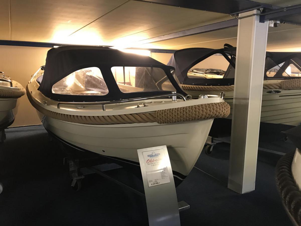 Jachthaven Poelgeest - Occasions - Maril 650 met Vetus 27 pk te koop