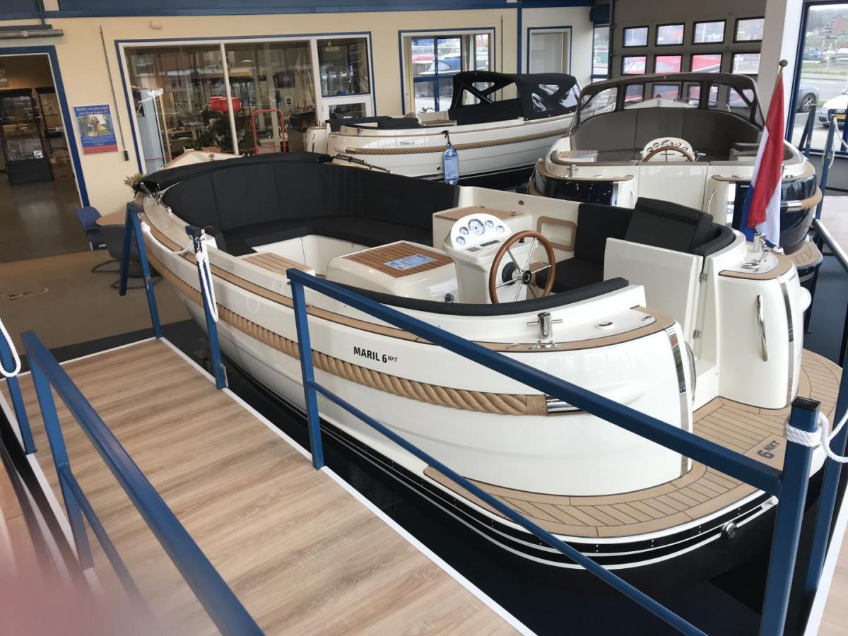 Jachthaven Poelgeest - Acties & Voorraad - Maril 6Nxt met Vetus 33 pk te koop
