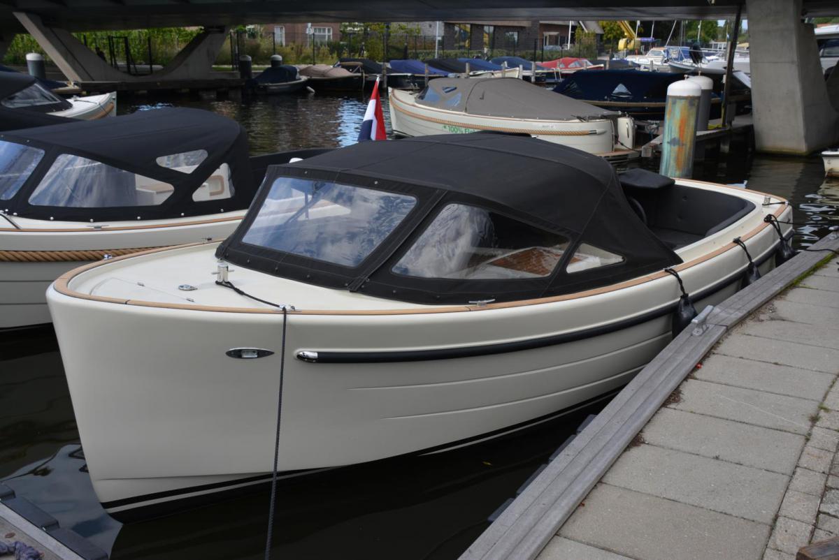 Jachthaven Poelgeest - Occasions - Antaris Sixty6 met Nanni 21 pk te koop