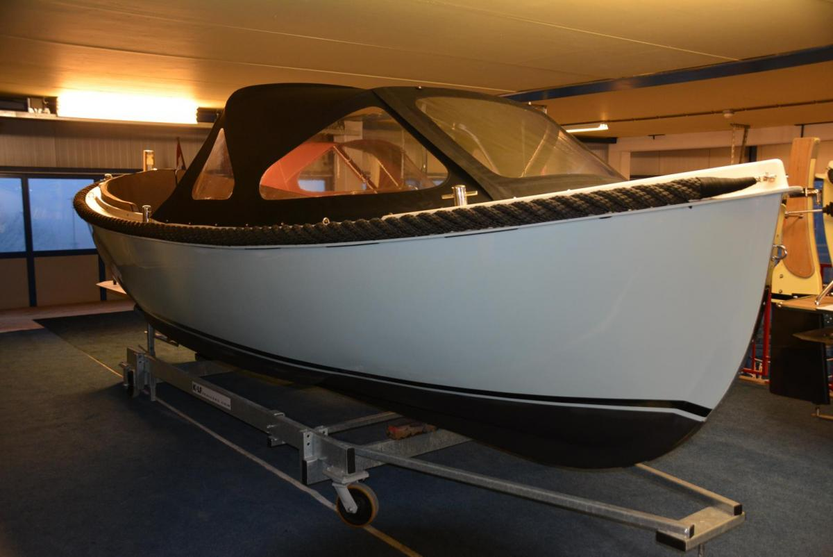 Jachthaven Poelgeest - Occasions - Antaris RB 18 met Vetus 13 pk te koop