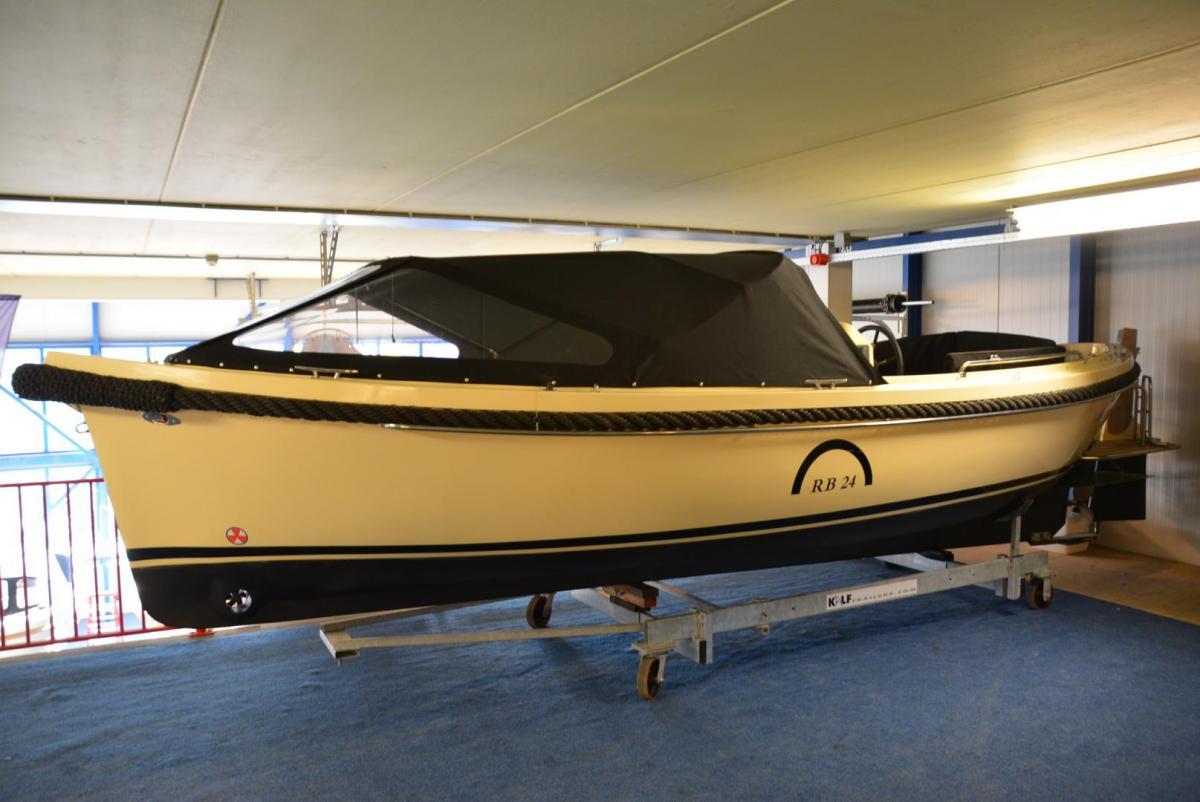 Jachthaven Poelgeest - Occasions - Antaris RB 24 met Vetus 27 pk te koop