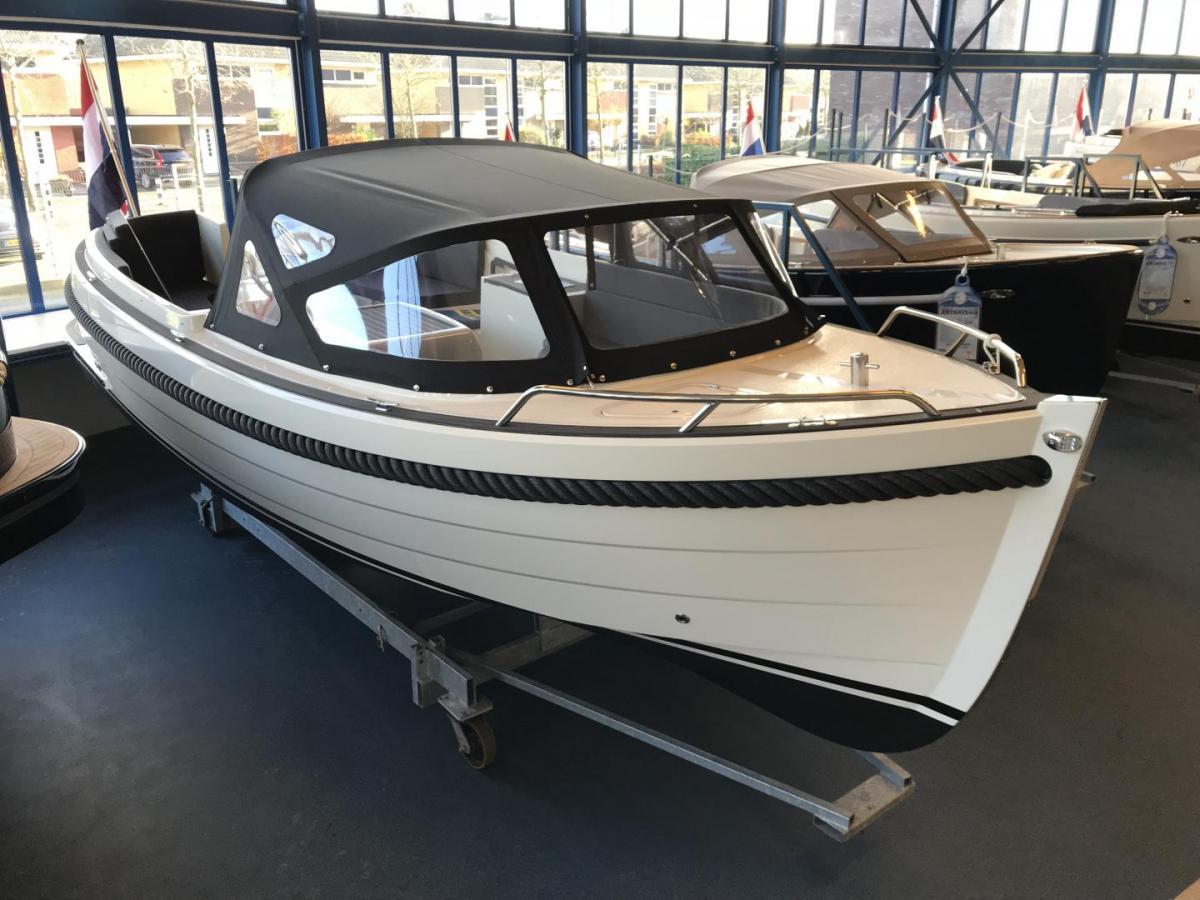 Jachthaven Poelgeest - Acties & Voorraad - Maril 6Nxt met Vetus 52 pk te koop
