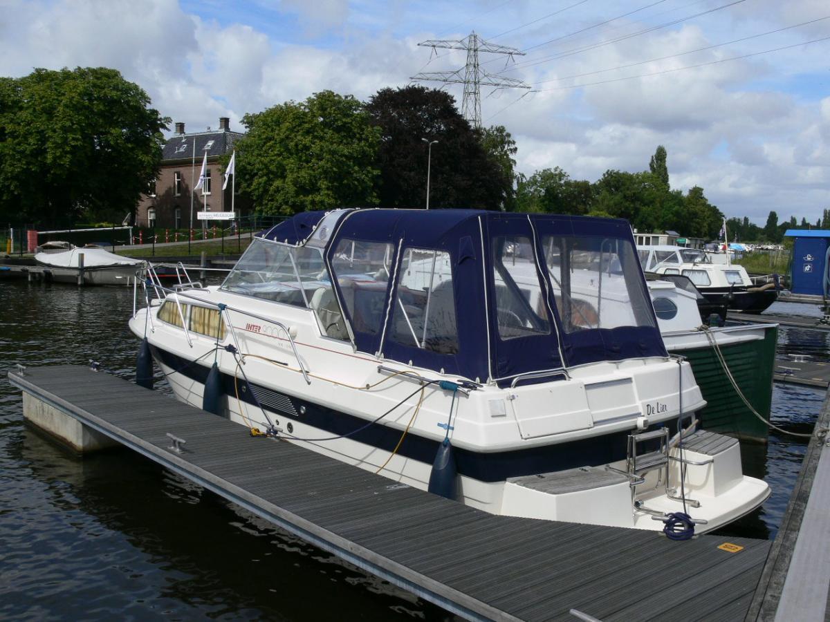 Jachthaven Poelgeest - Occasions - Inter 9000 AK te koop