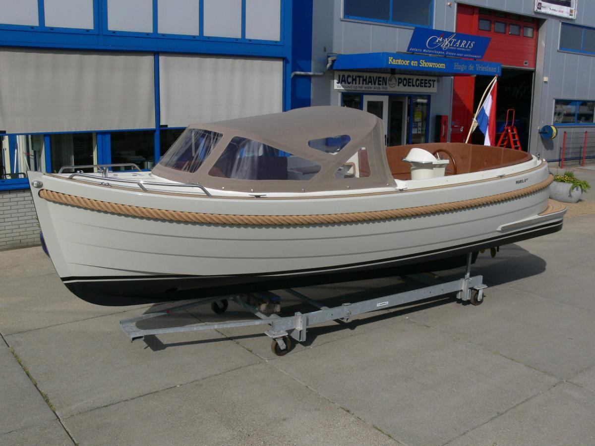 Jachthaven Poelgeest - Acties & Voorraad - Maril 6Nxt met Vetus 52 pk 4 cilinder te koop