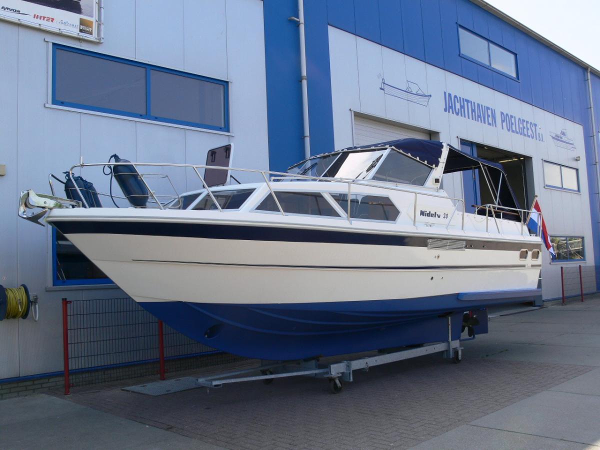 Jachthaven Poelgeest - Occasions - Nidelv 28 ST Classic met Yanmar 72 pk te koop