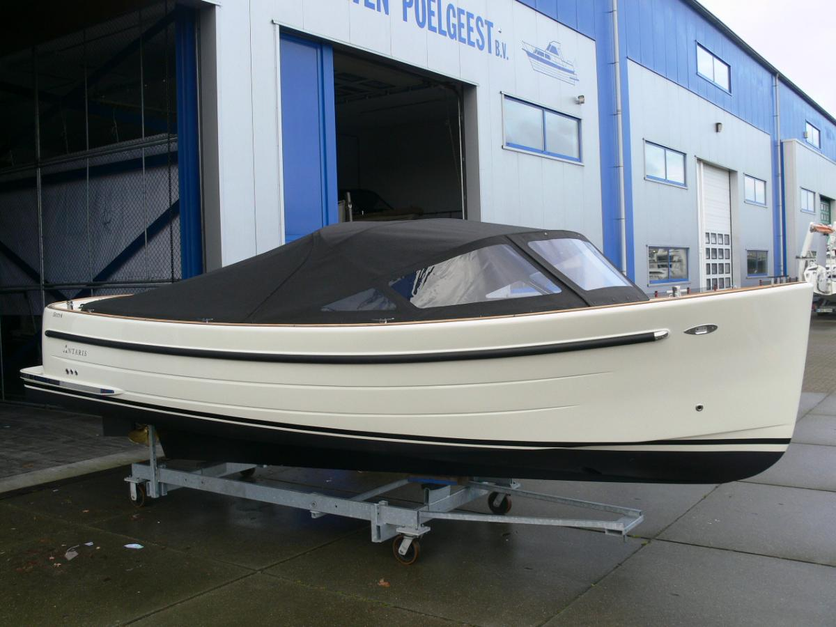 Jachthaven Poelgeest - Acties & Voorraad - Antaris Sixty6 met Vetus 52 pk 4 cilinder te koop