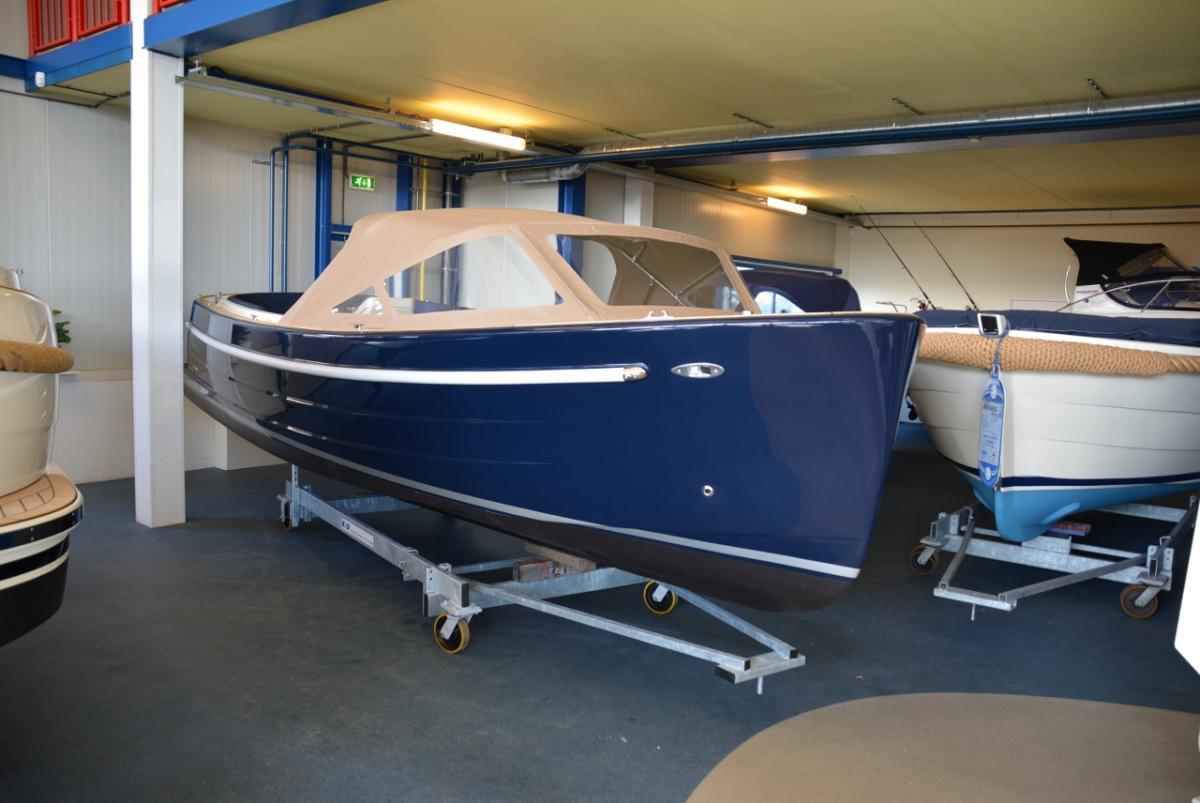 Jachthaven Poelgeest - Acties & Voorraad - Antaris Sixty6 met Vetus 33 pk te koop