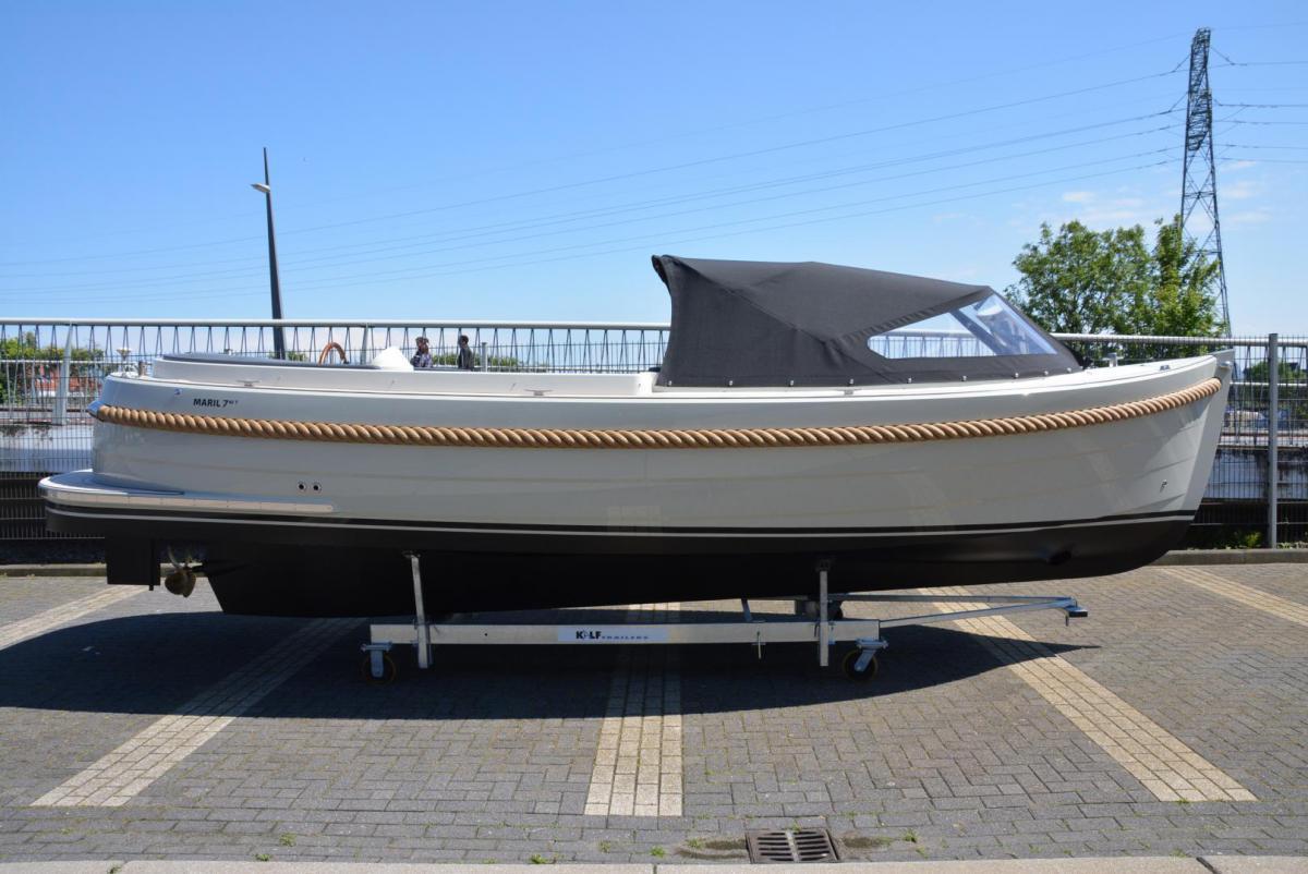 Jachthaven Poelgeest - Acties & Voorraad - Maril 7Nxt met Vetus 52 pk te koop