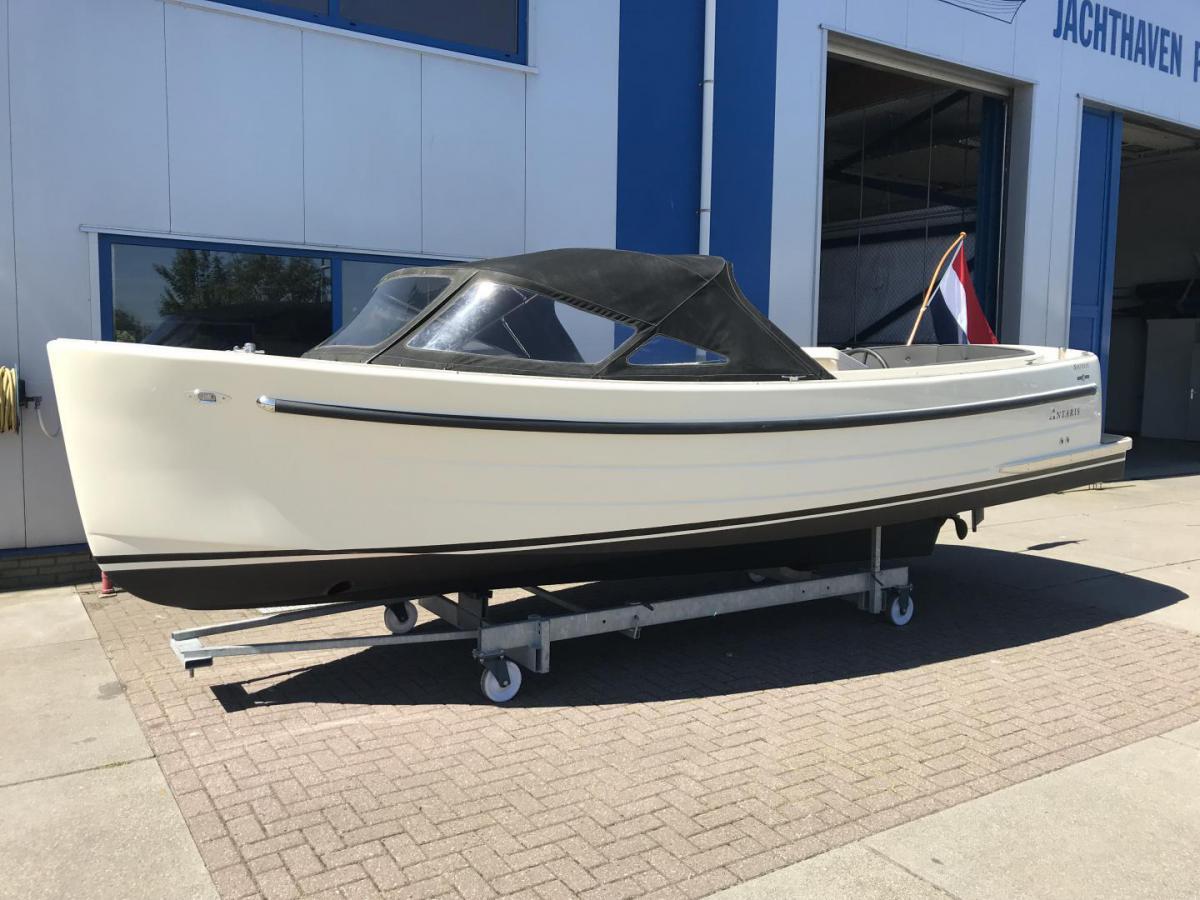 Jachthaven Poelgeest - Occasions - Antaris Sixty6 met Vetus 27 pk te koop