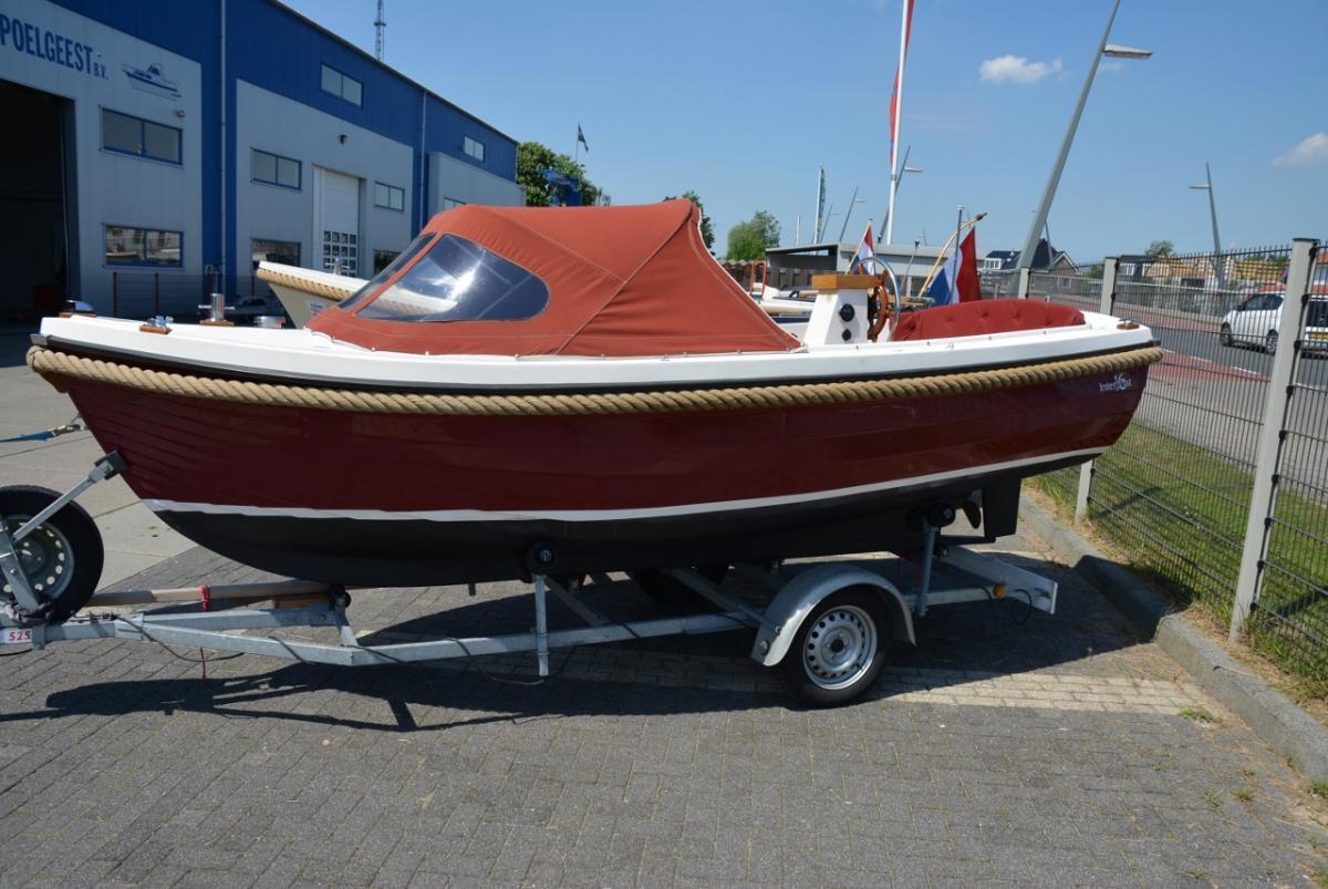 Jachthaven Poelgeest - Occasions - Interboat 16 te koop
