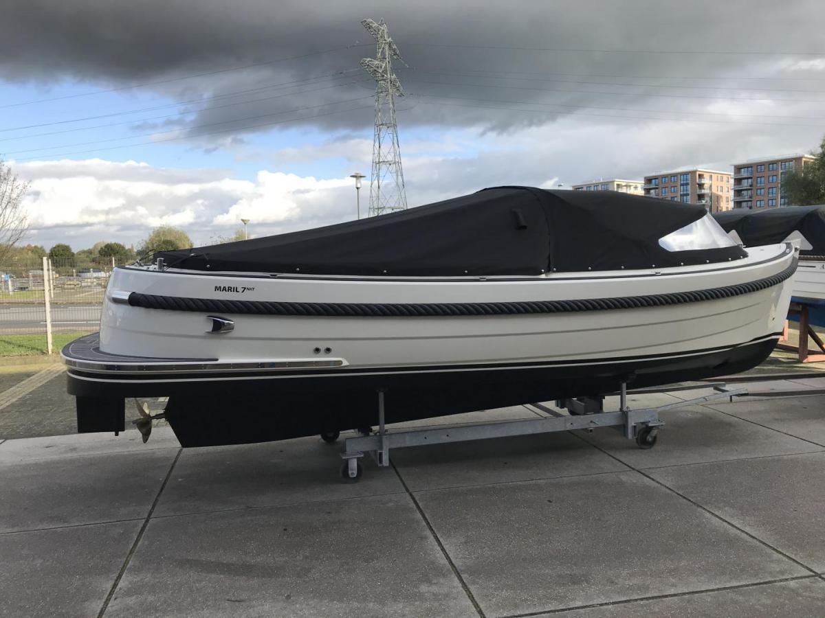 Jachthaven Poelgeest - Acties & Voorraad - Maril 7Nxt met Yanmar 80 pk te koop
