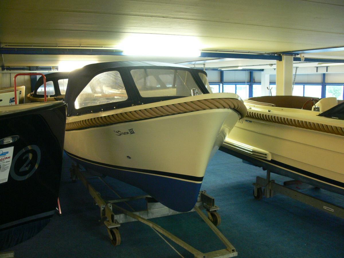 Jachthaven Poelgeest - Occasions - Maril 570 Helmstok te koop