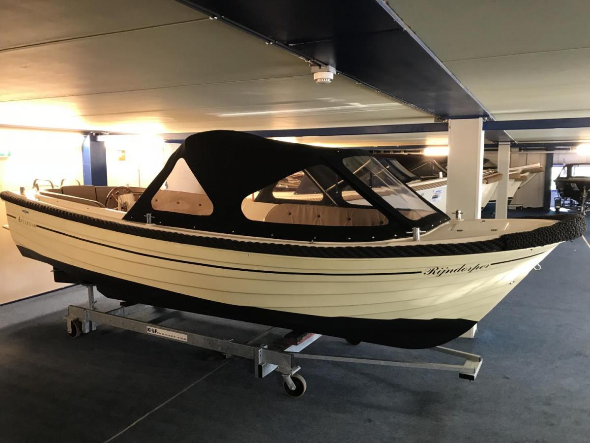Jachthaven Poelgeest - Occasions - Antaris 630 Lounge te koop
