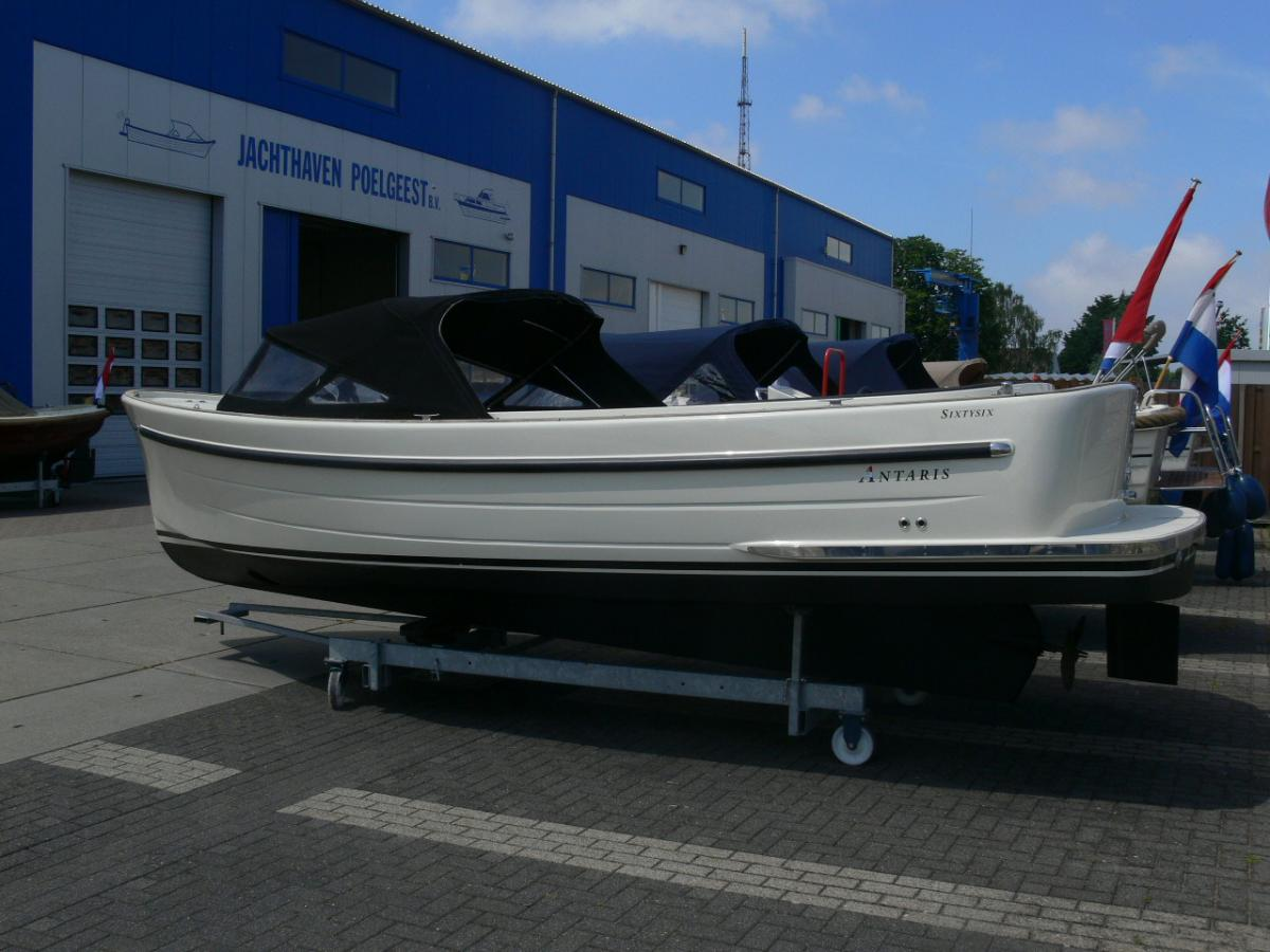 Jachthaven Poelgeest - Occasions - Antaris Sixty6 met Vetus 42 pk te koop