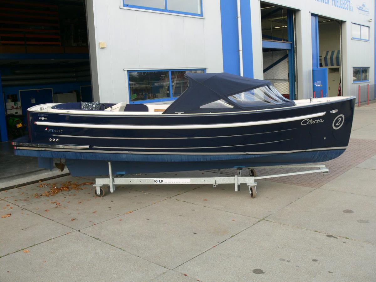 Jachthaven Poelgeest - Occasions - Antaris Sixty6 met Vetus 28 pk te koop