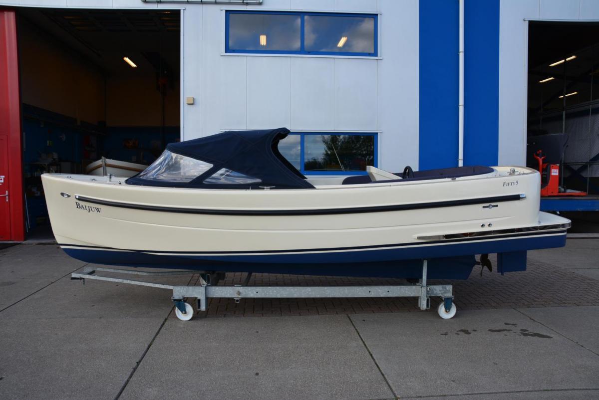 Jachthaven Poelgeest - Occasions - Antaris Fifty5 met Nanni 21 pk te koop