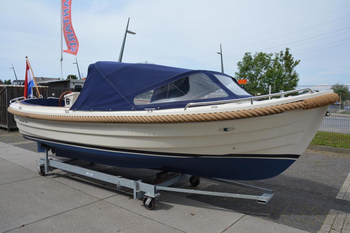 Jachthaven Poelgeest - Occasions - Maril 650 met Vetus 28 pk te koop