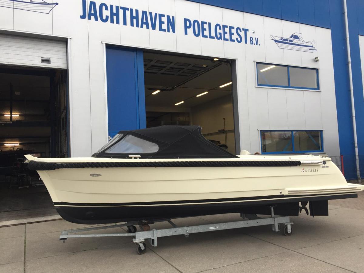 Jachthaven Poelgeest - Occasions - Antaris Connery 20 met Vetus 27 pk te koop